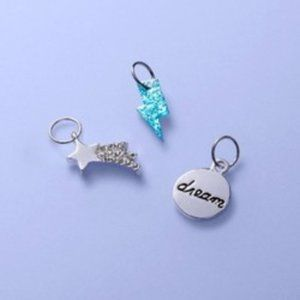 Girls' 3pk Assorted Charm Set - More Than Magic